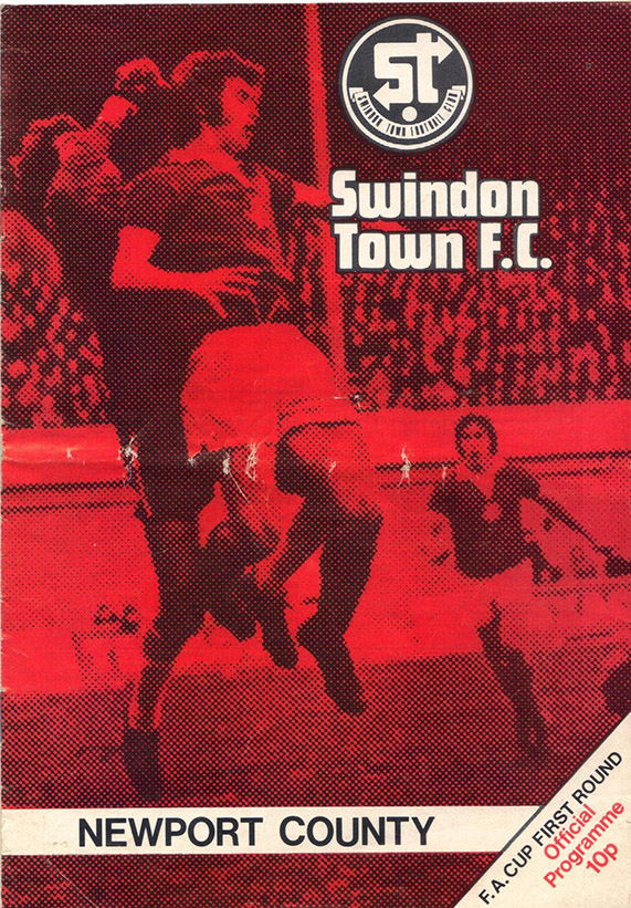 Tuesday, November 25, 1975 - vs. Newport County (Home)