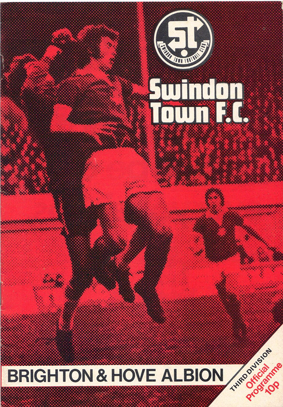 Saturday, November 29, 1975 - vs. Brighton and Hove Albion (Home)