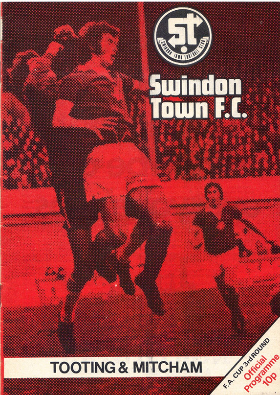Saturday, January 3, 1976 - vs. Tooting and Mitcham United (Home)