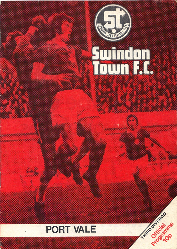 Saturday, January 17, 1976 - vs. Port Vale (Home)