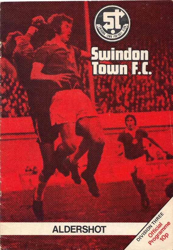 Tuesday, February 10, 1976 - vs. Aldershot (Home)