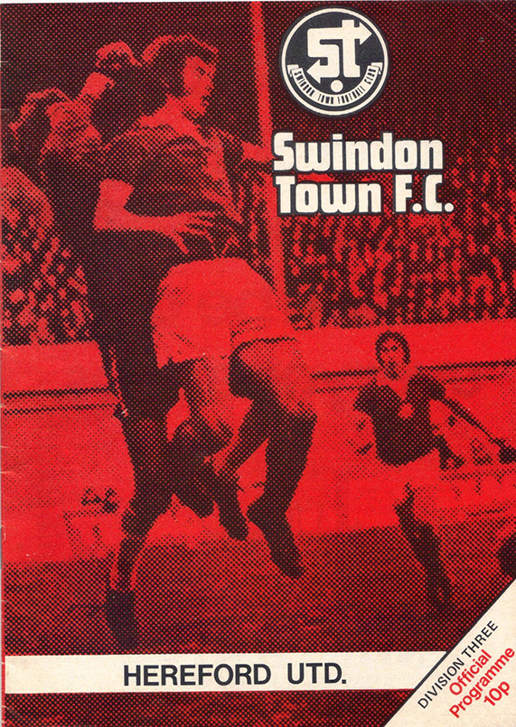 <b>Tuesday, February 24, 1976</b><br />vs. Hereford United (Home)