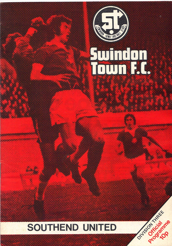Saturday, March 6, 1976 - vs. Southend United (Home)