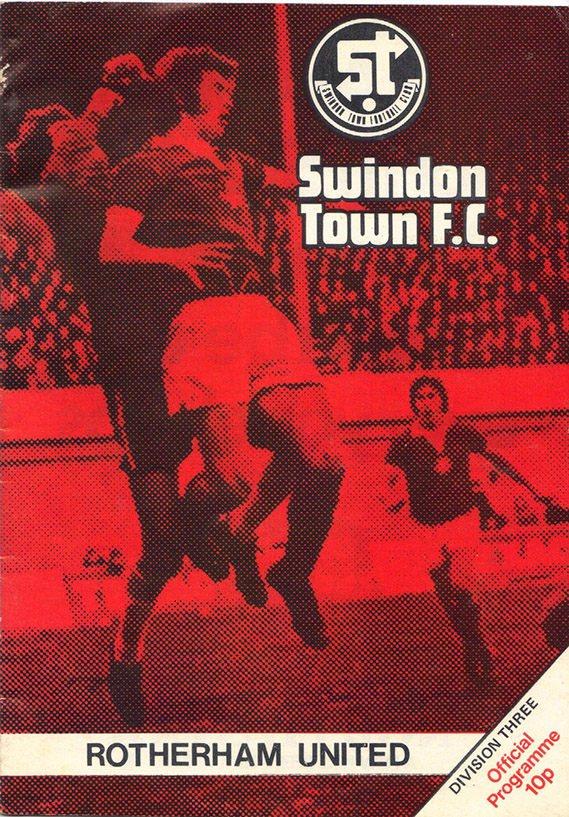 Tuesday, March 9, 1976 - vs. Rotherham United (Home)