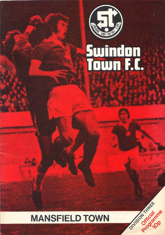 Saturday, March 27, 1976 - vs. Mansfield Town (Home)