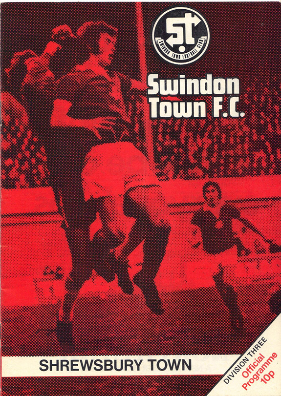 Saturday, April 10, 1976 - vs. Shrewsbury Town (Home)
