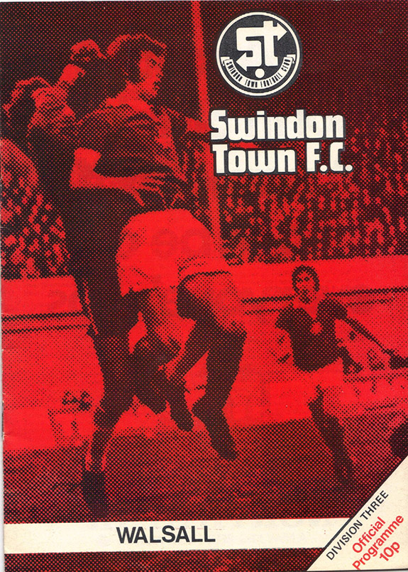 Saturday, April 24, 1976 - vs. Walsall (Home)