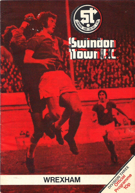 Thursday, April 29, 1976 - vs. Wrexham (Home)