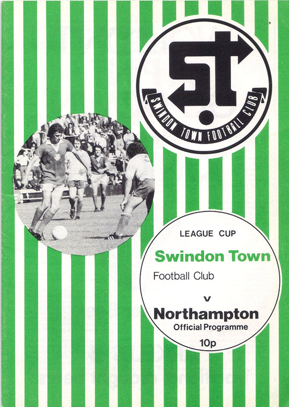 Saturday, August 14, 1976 - vs. Northampton Town (Home)