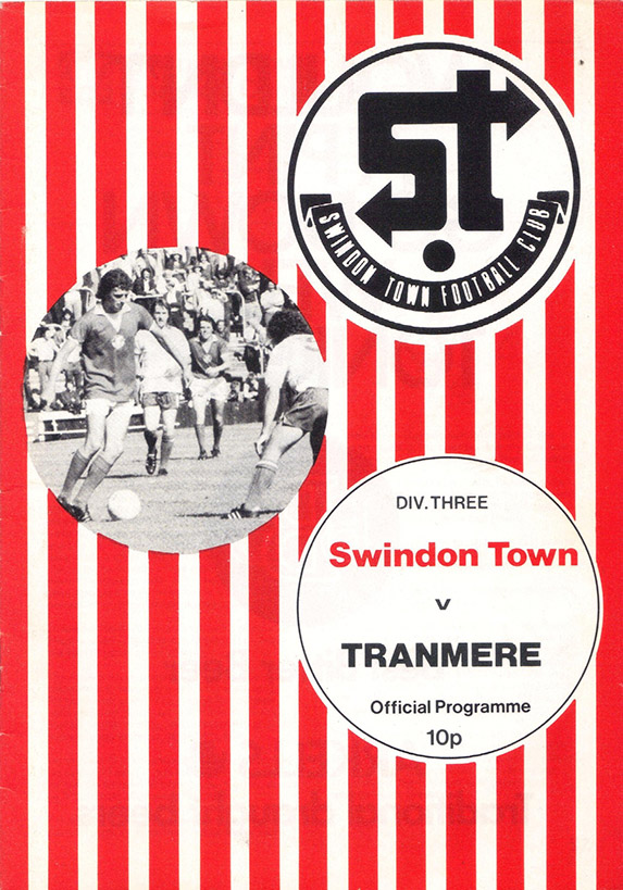 Saturday, October 30, 1976 - vs. Tranmere Rovers (Home)