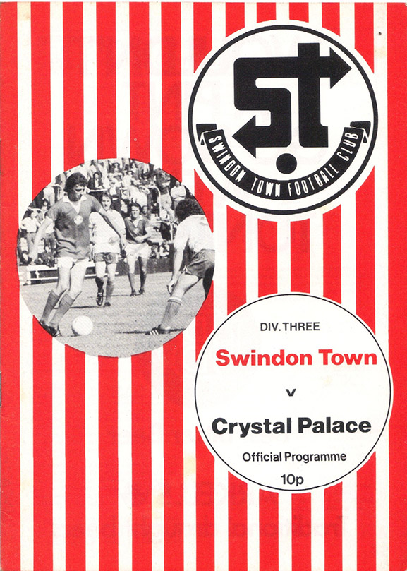 <b>Tuesday, November 2, 1976</b><br />vs. Crystal Palace (Home)