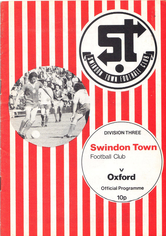 <b>Monday, December 27, 1976</b><br />vs. Oxford United (Home)