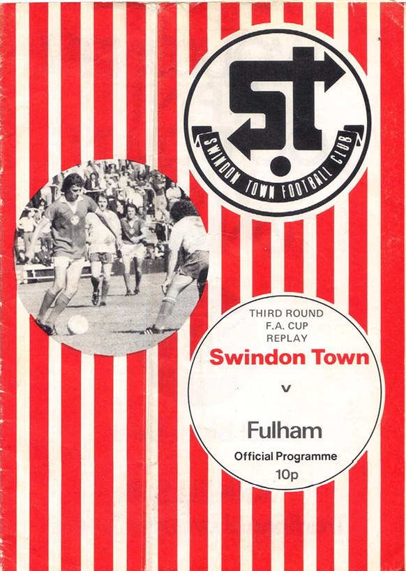 Tuesday, January 11, 1977 - vs. Fulham (Home)