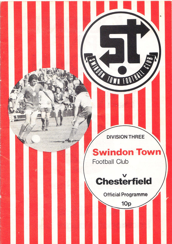 <b>Saturday, February 12, 1977</b><br />vs. Chesterfield (Home)