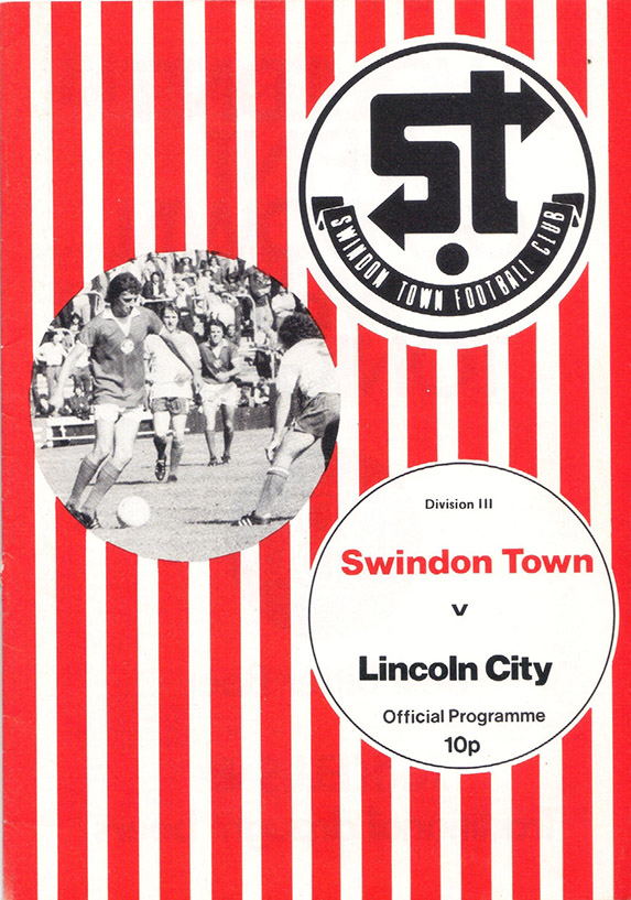 <b>Saturday, February 26, 1977</b><br />vs. Lincoln City (Home)