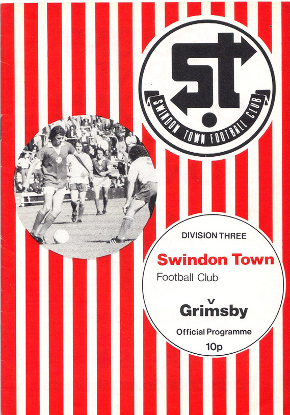 Tuesday, March 8, 1977 - vs. Grimsby Town (Home)