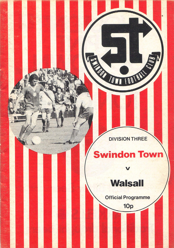 Saturday, March 26, 1977 - vs. Walsall (Home)