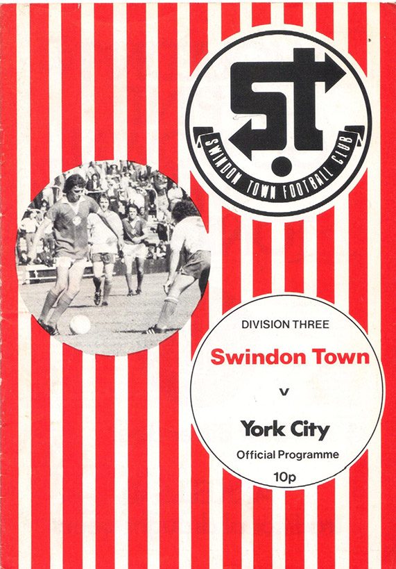 Tuesday, March 29, 1977 - vs. York City (Home)