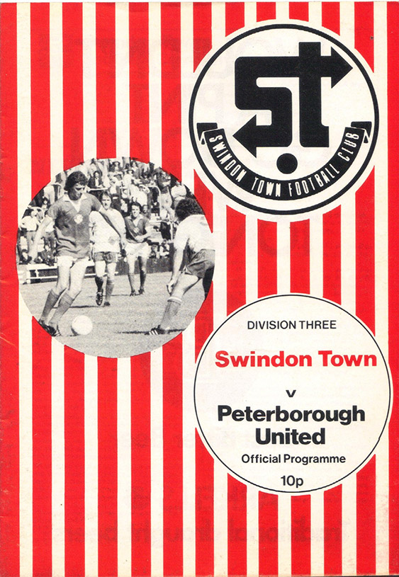 <b>Saturday, April 9, 1977</b><br />vs. Peterborough United (Home)