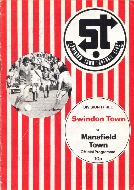 Saturday, April 30, 1977 - vs. Mansfield Town (Home)