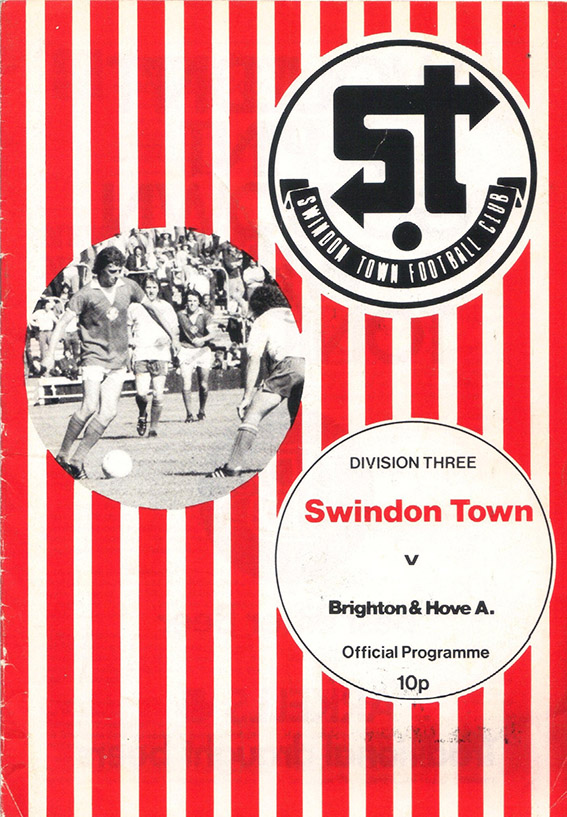 <b>Tuesday, May 10, 1977</b><br />vs. Brighton and Hove Albion (Home)