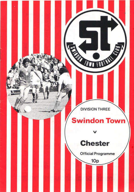 <b>Saturday, May 14, 1977</b><br />vs. Chester (Home)