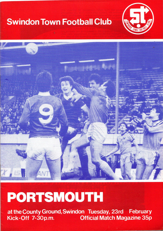 <b>Tuesday, February 23, 1982</b><br />vs. Portsmouth (Home)