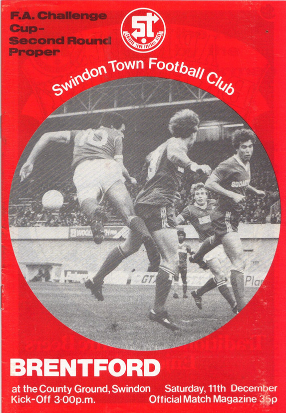 Saturday, December 11, 1982 - vs. Brentford (Home)