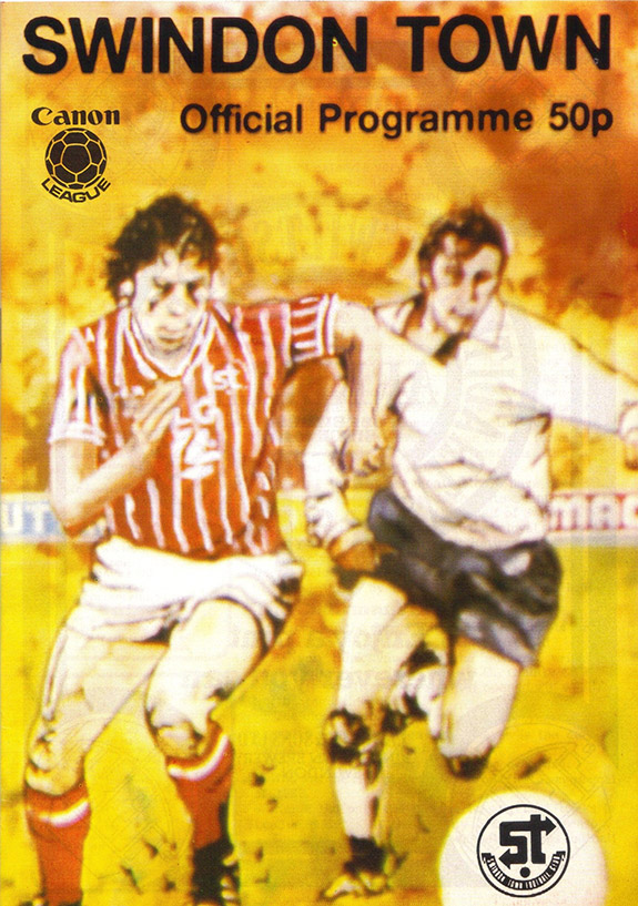 <b>Tuesday, October 1, 1985</b><br />vs. Exeter City (Home)