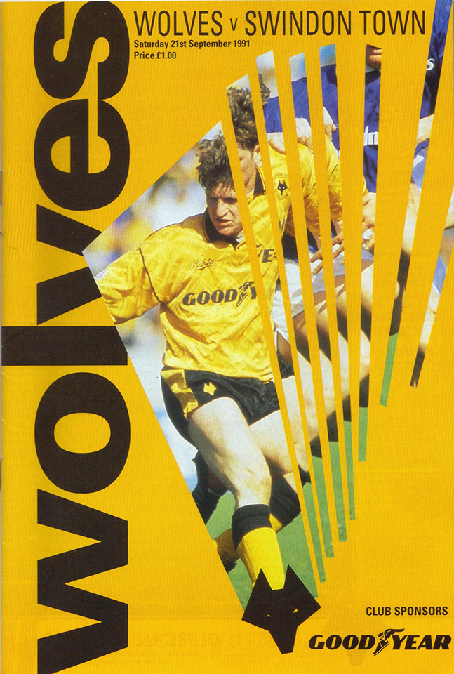 <b>Saturday, September 21, 1991</b><br />vs. Wolverhampton Wanderers (Away)