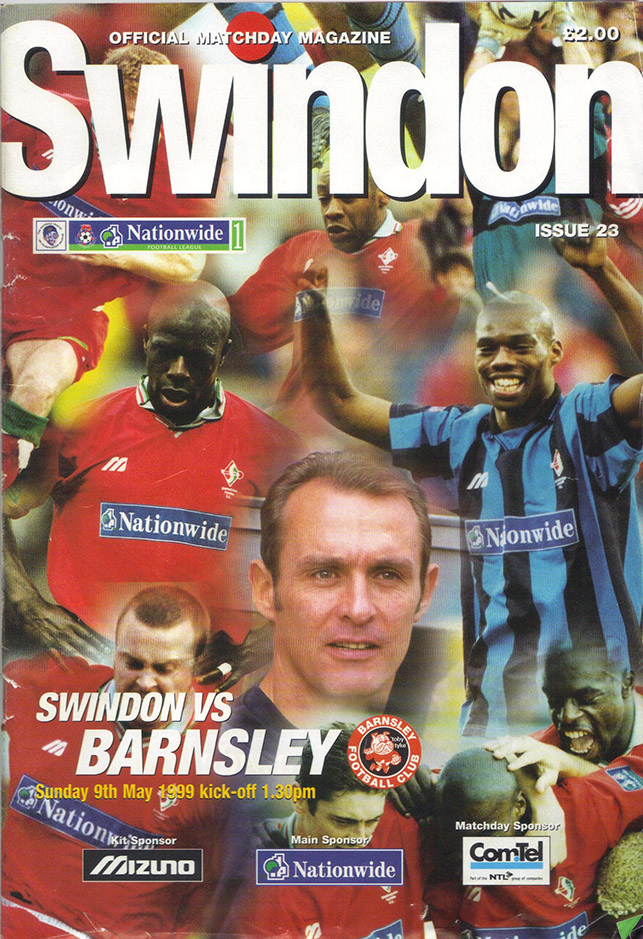 Sunday, May 9, 1999 - vs. Barnsley (Home)