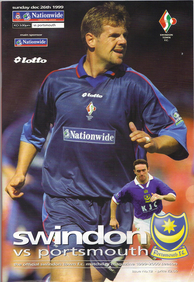 Sunday, December 26, 1999 - vs. Portsmouth (Home)