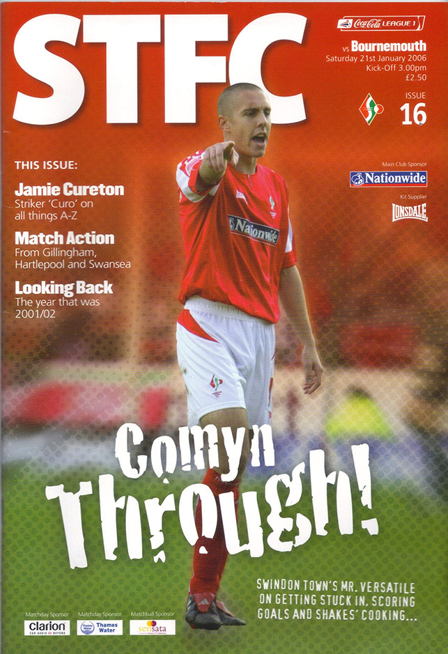 Saturday, January 21, 2006 - vs. AFC Bournemouth (Home)