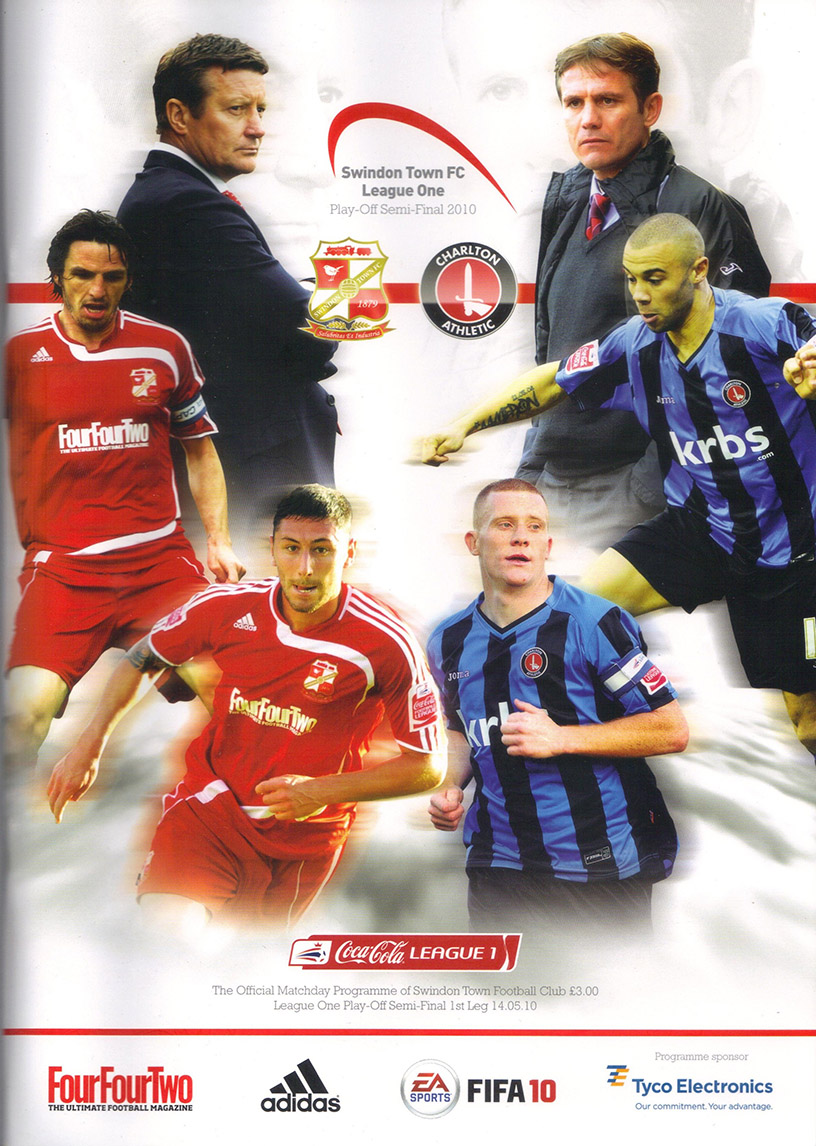 <b>Friday, May 14, 2010</b><br />vs. Charlton Athletic (Home)