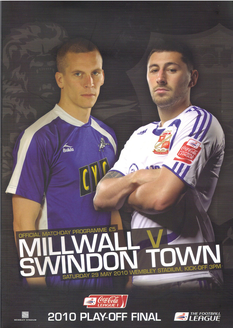 <b>Saturday, May 29, 2010</b><br />vs. Millwall (Neutral)