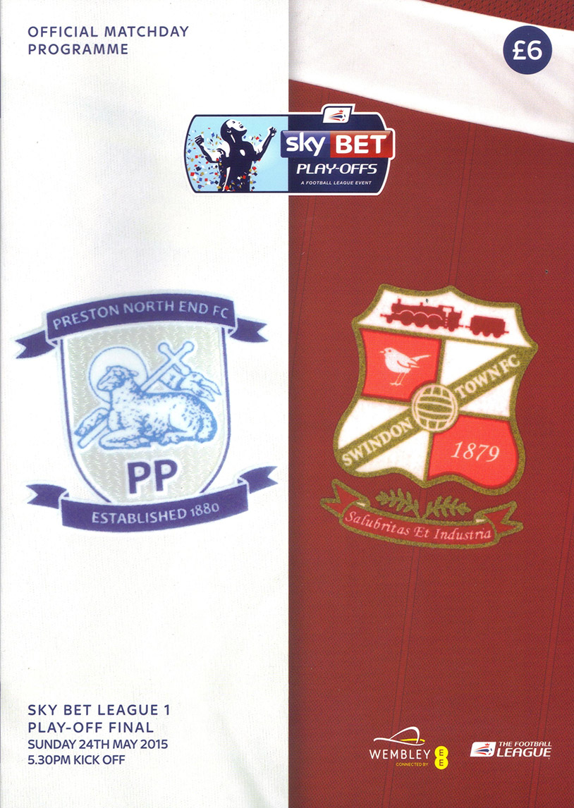 <b>Sunday, May 24, 2015</b><br />vs. Preston North End (Neutral)